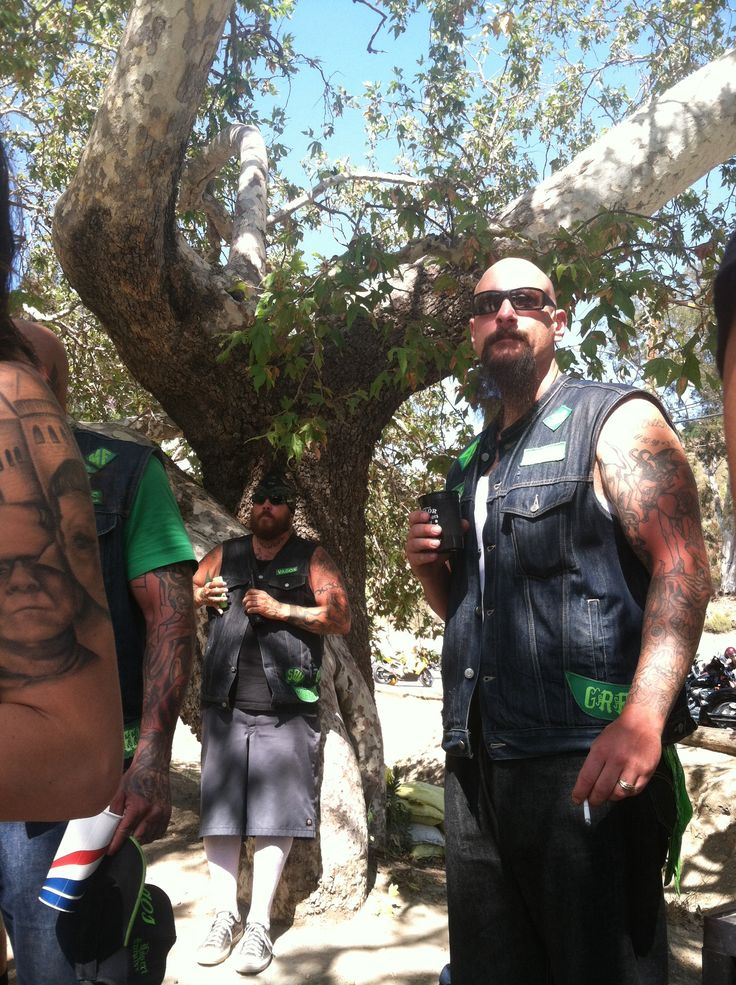 Summary -> Outlaw Biker Gangs Vagos Mc