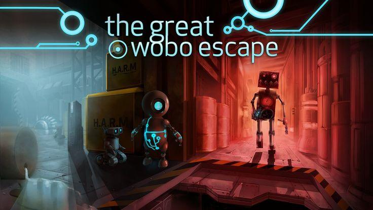 The Great Wobo Escape: Game Troopers pubblica nuovo gioco marchiato Xbox per PC e Smartphone https://www.sapereweb.it/the-great-wobo-escape-game-troopers-pubblica-nuovo-gioco-marchiato-xbox-per-pc-e-smartphone/        Da Game Troopers, software house molto attiva nel mondo Windows, ecco arrivare The Great Wobo Escape, un nuovo gioco realizzato perla piattaforma mobile e desktop di Windows.  Si tratta di un puzzle-platform dove bisogna aiutare un piccolo robot, solo e disa