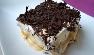Γλυκό ψυγείου μπανάνα - Οι συνταγές μας
