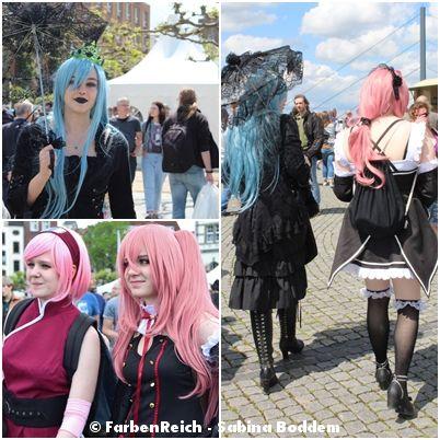 #Japantag #Japantag2017 #Düsseldorf #Cosplay #Manga #Anime #Farbenreich