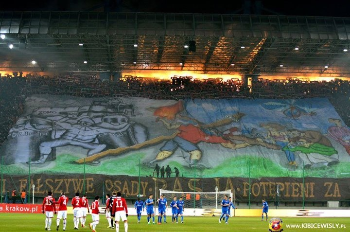 Wisla Krakow: 9 Best Images About SOCCER CLUBS On Pinterest