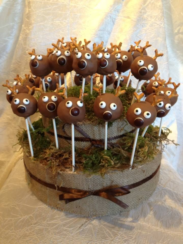 Hunting wedding cake pops  Keywords: #huntingweddings #jevelweddingplanning Follow Us: www.jevelweddingplanning.com  www.facebook.com/jevelweddingplanning/