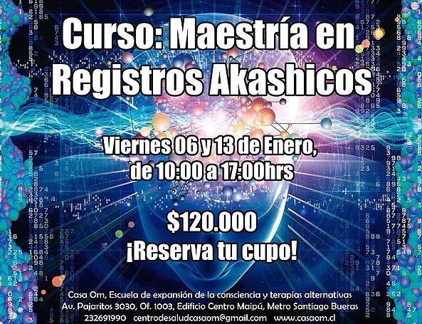 Casa Om | Maestría en Registros Akashicos