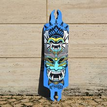 KOSTON pro drop through longboard decks with 9ply canadian maple ,37.25 inch*10 inch long skateboard deck for downhill racing //Price: $US $107.80 & FREE Shipping //     #tshirt