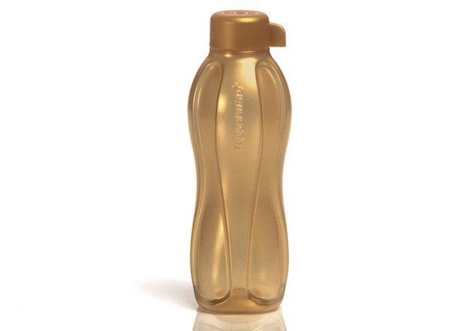 ♥  Eco Tupper Dourada  500 ml  ♥