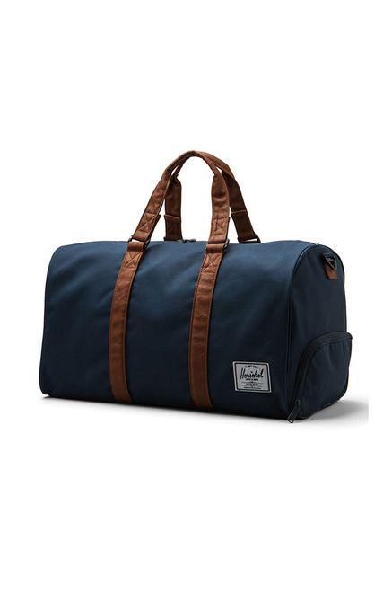 Herschel Supply Co Novel Duffle Bag In Navy Revolve A Look Pinterest Bags And