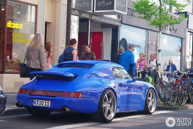 Strosek Porsche Parking Now Pinterest