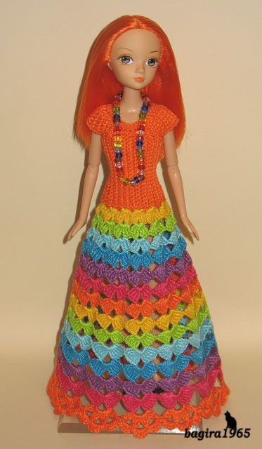 Популярные наряды для кукол - Гардероб для куклы - Страна Мам