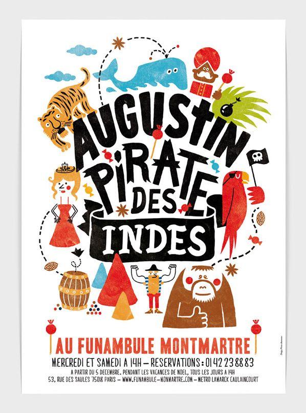Augustin, Pirate des Indes - www.pierrejeanneau.com