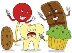 Most of us indulge in bad food habits. Unhealthy foods don't just hamper the functionality of important organs, but also compromise our oral health. Sweet foods, soda, and bad habits such as, smoking lead to adverse effects such as gum disease and dental caries. Hence, choosing a healthy diet is very important. In fact, it outweighs all the sacrifices we may have to make later, just to save our teeth and gums from deteriorating any further.