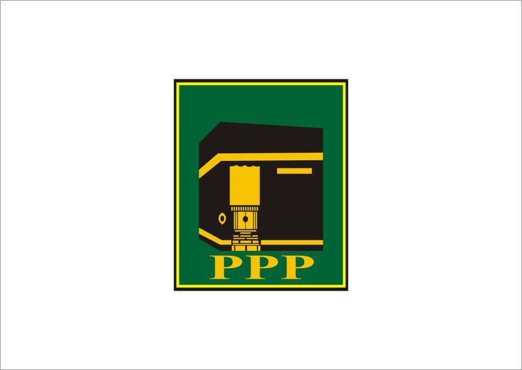 Logo PPP Partai Persatuan Pembangunan Vector cdr