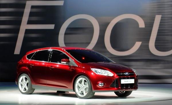 2011 Ford Focus Wagon - 2010 Geneva Auto Show