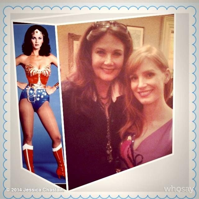 Who is the Wonder Woman here?