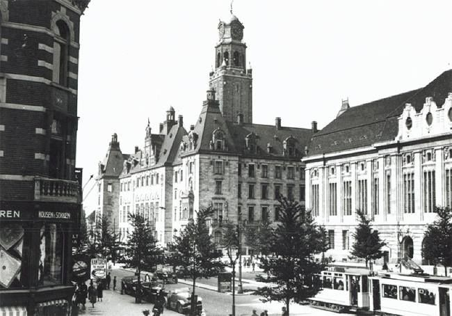 Coolsingel 1925.