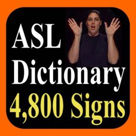 Awesome app for beginners of ASL...