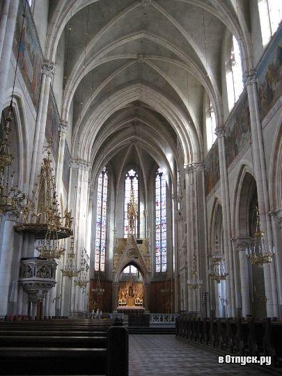 Церковь Святого Сердца Иисуса - Грац - Австрия -