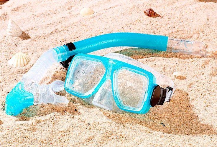 Pour les vrais passionnés de plongée, ce masque en verre trempé feuilleté avec son revêtement anti-buée et son tuba avec soupape de purge sont juste parfaits!