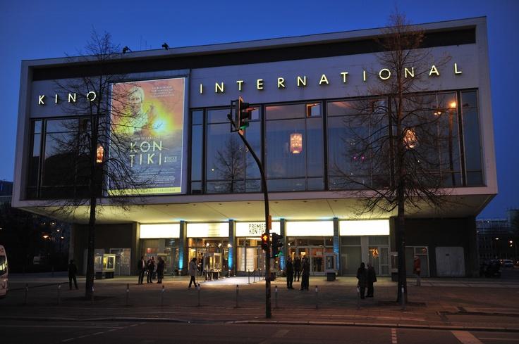 Kino International in Berlin