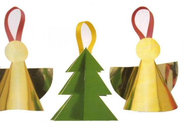 Manualidades de navidad para niños11