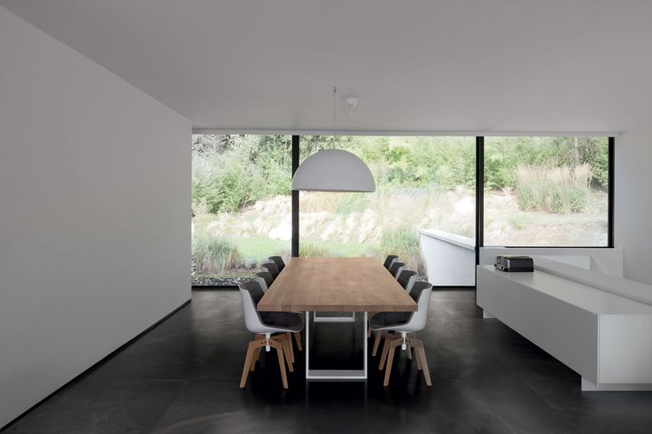Signorino Tile Gallery | Architect Resin Range | Bruxelles Black