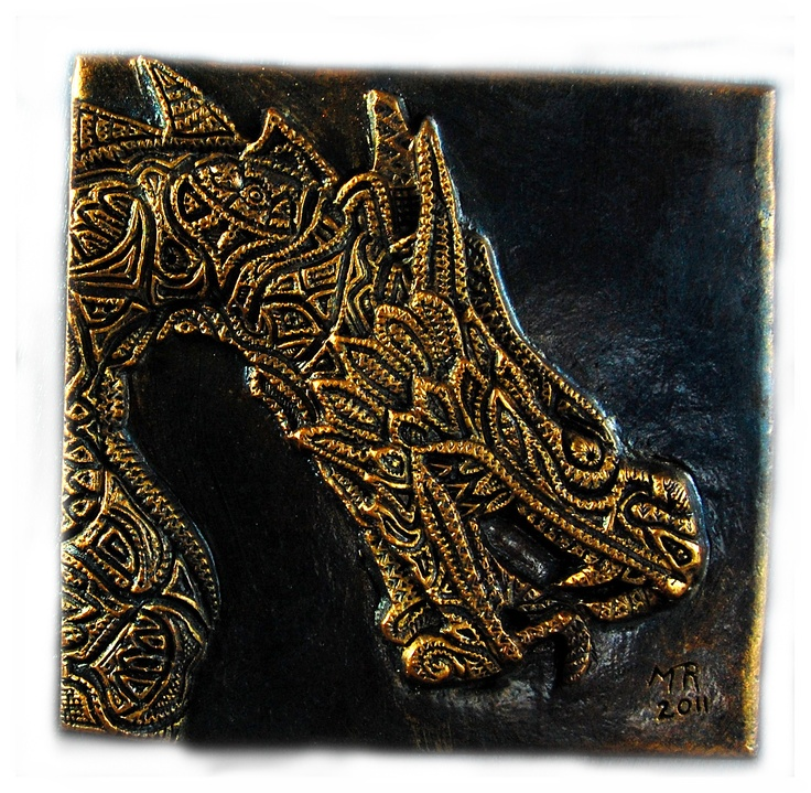 Dragon Art Garden Sculpture Chinese Dragon By InnovativeStoneArt