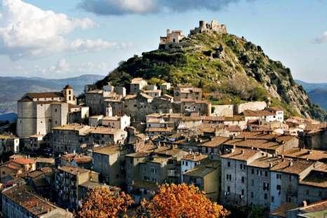 Tolfa, Italy.