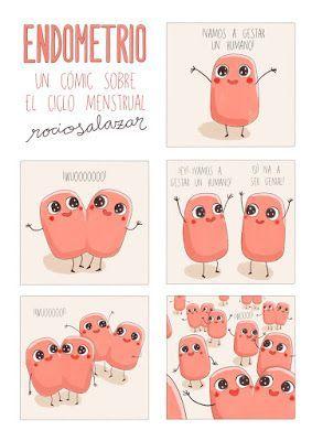 Proyecto sobre el ciclo menstrual realizado por la ilustradora Rocío Salazar. (scheduled via http://www.tailwindapp.com?utm_source=pinterest&utm_medium=twpin&utm_content=post83313735&utm_campaign=scheduler_attribution)