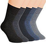 "Amazon ""Wellness""Vitasox 32033 Herren Wellness Socken Baumwolle mit Frotteesohle Herrensocken ohne Gummi flache Naht 6er…%#Quickberater%"