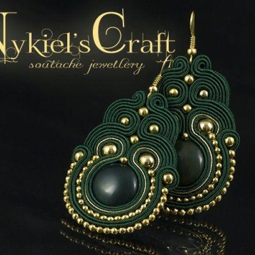 Esme- kolczyki sutasz - Kolczyki - Biżuteria exclusive