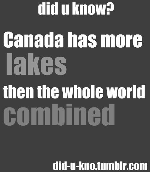 Write a brief description of the country canada?