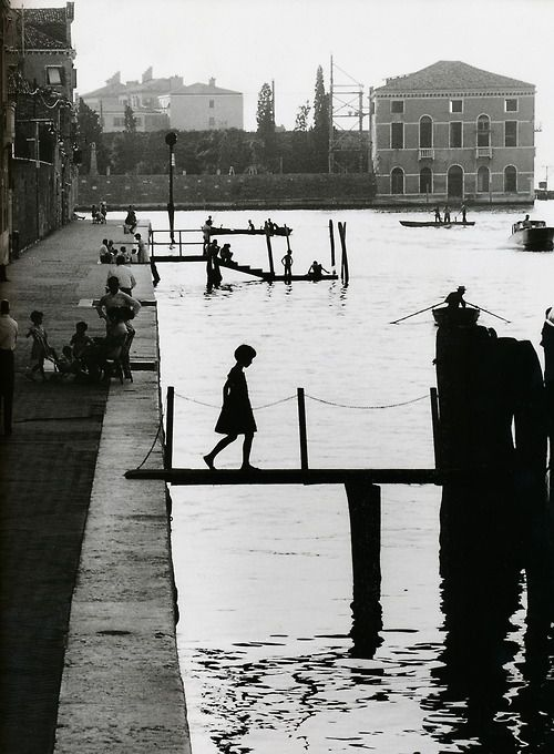 Willy Ronis - Venise (1959)