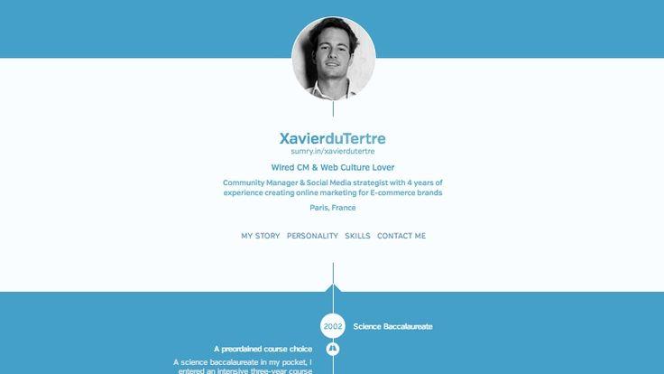 30 best Personal branding images on Pinterest Personal branding - e resume builder
