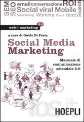 copertina social media marketing di fraia hoepli 2012