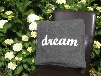 BEAUTIFUL 100% NZ WOOL CUSHION COVERS - DREAM