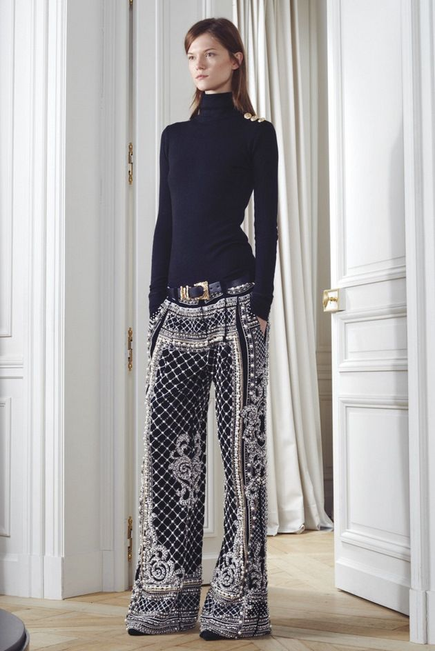 Is it too early to be excited about Pre-Fall 2012? I can't help it.