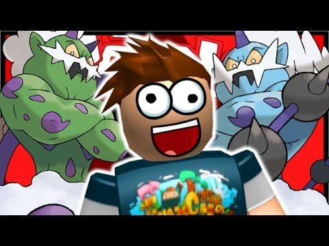 THUNDURUS & TORNADUS LEGENDARY RELEASE!! | Roblox Pokemon Brick Bronze |...