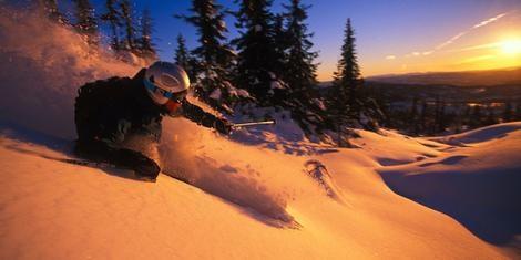 Tormod Granheim @ Norefjell Skisenter, Norway Photo: Simen Berg - Bergphoto.net