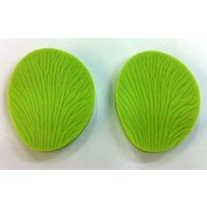 NY Cake Leaf Veiner Set - Silicone - Oncidium Orchid Golda's Kitchen