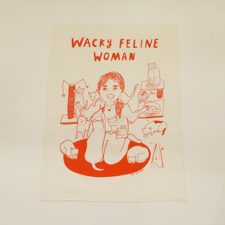 New in! Able & Game tea towels, hilariously irresistible!  http://store.aquirkoffate.com/brand/able-and-game