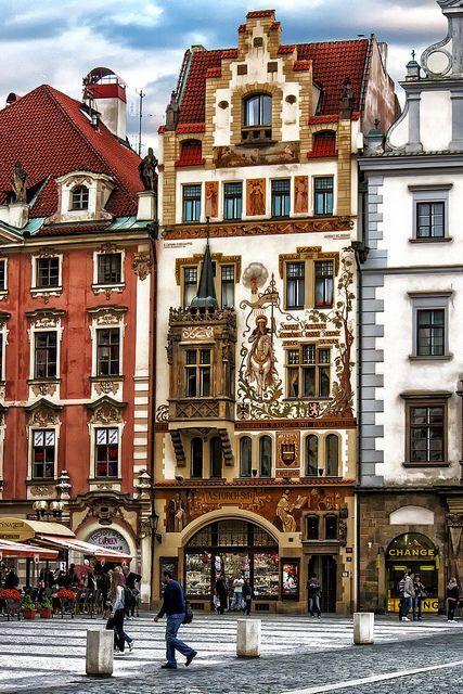 Prague, Czech #Castles| http://my-famous-castles1.blogspot.com