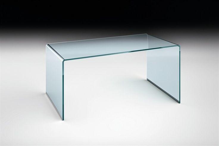 Design glass side-table Rialto | FIAM | Italian design | GlazenDesignTafel.nl | design by CRS FIAM | Interior design | vidre glastoepassingen, Leiden
