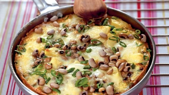 Тортилья с фасолью и фетой в духовке. Пошаговый рецепт с фото, удобный поиск рецептов на Gastronom.ru