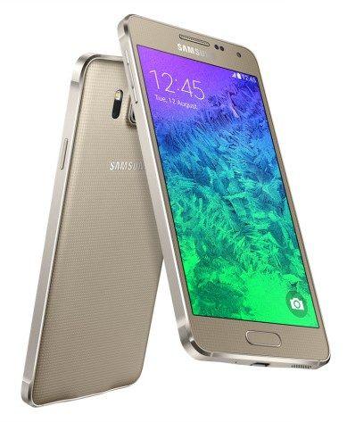Samsung Galaxy Alpha Metal