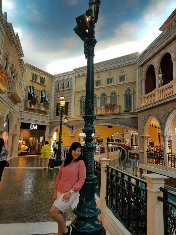 Short trip to Macau