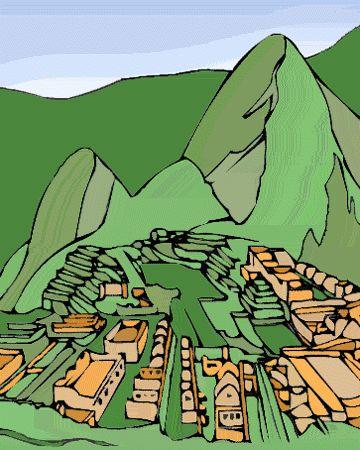 The Incas for Kids - Machu Picchu