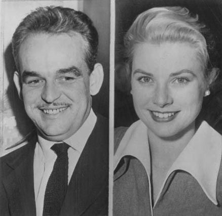 """ELIGIBLE BACHELOR, ELIGIBLE ACTRESS  """"Prince Rainier III of Monaco, often referred to as one of the world's most eligible bachelors, spent Christmas Day visiting actress Grace Kelly at her Philadelphia home, her father, John B. Kelly, Sr., said..."""