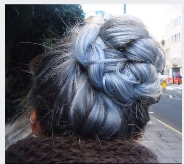 Ion Color Brilliance Brights Semi-Permanent Hair Color Shark Blue - Google Search