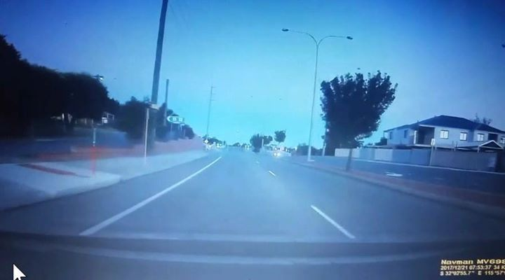 Nerves of steel to lay on the road in front of traffic in Thornlie, keep your eyes out  always when driving people to avoid a nasty ending. #dashcam #EpicFail #dashcamvideos #roadrage #insane #deathwish