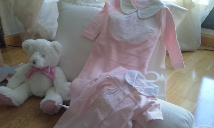 Ropa bebe niña- Canastillas Picofina