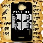 WESTLIFE 1 HTC One X Case Full Wrap #HTCOne #HTCOneX #PhoneCase #HTCOneCase #HTCOneXCase